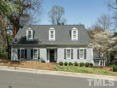 Raleigh Single Family Home For Sale: 2116 Yorkgate Drive
