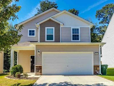 Fuquay Varina Single Family Home For Sale: 2545 Ladybank Lane