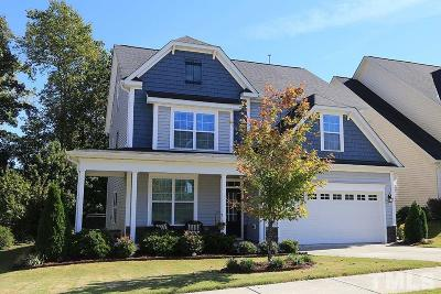 Holly Springs Single Family Home For Sale: 421 Forest Haven Drive