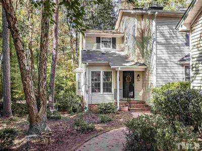 Pittsboro Townhouse For Sale: 301 Baneberry Close