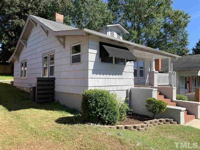Durham Single Family Home For Sale: 207 Moline Street