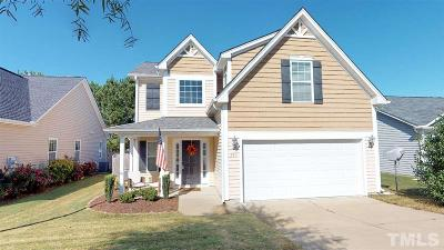 Fuquay Varina Single Family Home For Sale: 423 Leyland Cypress Lane