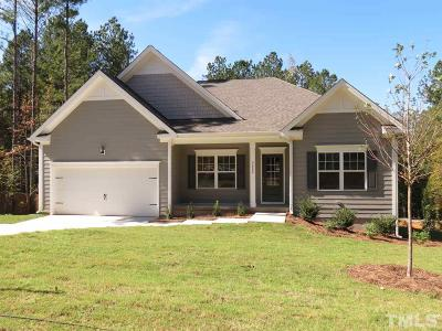Wake Forest Single Family Home For Sale: 9009 Patmos Way