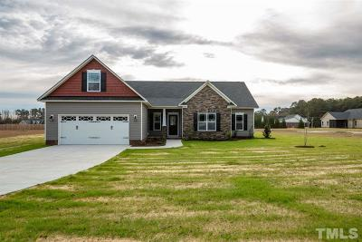 Dunn Single Family Home For Sale: 2753 Taylor Chapel Road