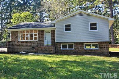 Durham Single Family Home For Sale