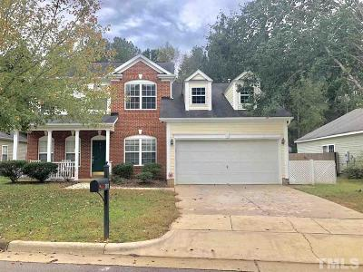 Apex Rental For Rent: 2913 Sawyers Mill Drive