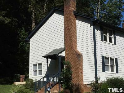 Cary NC Rental For Rent: $1,095