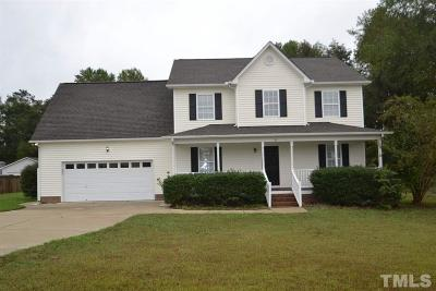 Johnston County Rental For Rent: 76 Roping Horn Way