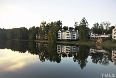 Cary Rental For Rent: 520 Springfork Drive #520