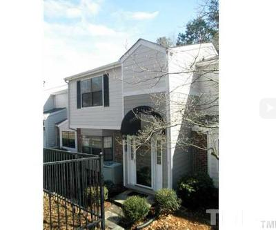 Raleigh Rental For Rent: 2439 Condor Court #2439