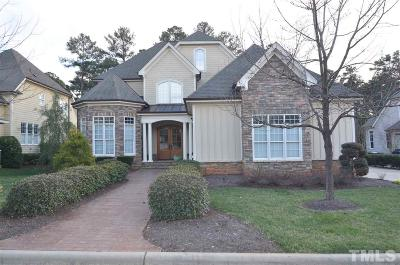 Raleigh Single Family Home For Sale: 2605 Shadow Hills Court