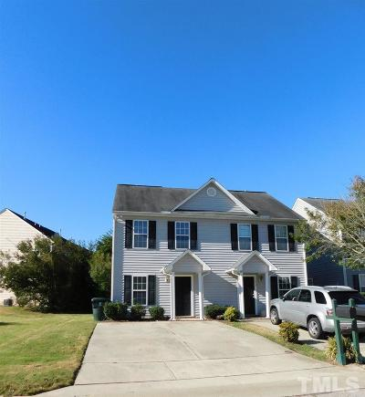 Raleigh Rental For Rent: 5801 Osprey Cove Drive