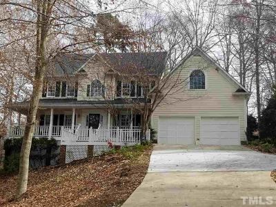 Raleigh Single Family Home For Sale: 10620 Cahill Road