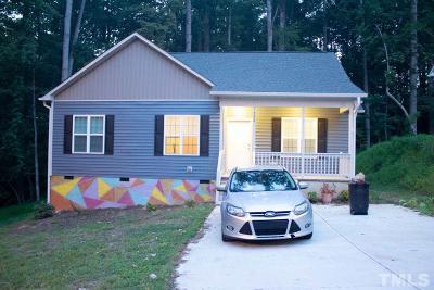 Johnston County Rental For Rent: 536 N Cooper Street