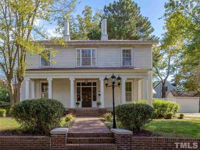 Oxford Single Family Home For Sale: 129 W Front Street