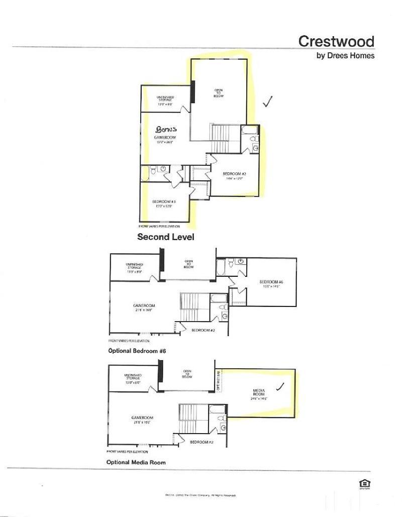 on zaring homes floor plans edinburgh