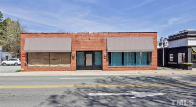 Orange County Commercial For Sale: 311 E Main Street