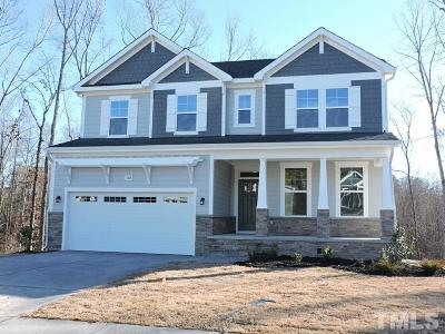 Knightdale Single Family Home Pending: 308 Cedar Pond Court