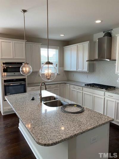 Apex Single Family Home For Sale: 723 Meadowside Court #Homesite