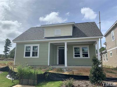 Single Family Home For Sale: 75 Bladen Place