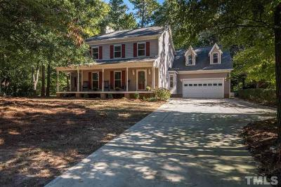 Raleigh Single Family Home For Sale: 3708 Arbor Drive