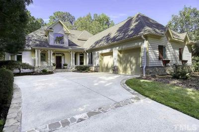 Chatham County Single Family Home For Sale: 20005 Bragg