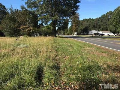 Granville County Residential Lots & Land Contingent: 207 Old Nc 75 Highway