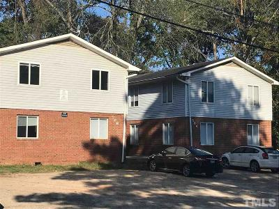 Raleigh Multi Family Home For Sale: 564-573 Dacian Road