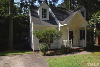 Raleigh NC Rental For Rent: $1,295