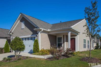 Durham County Single Family Home Pending: 102 Chambers Field Court