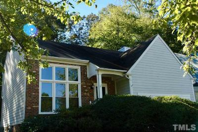 Cary Single Family Home For Sale: 1216 Belhaven Road