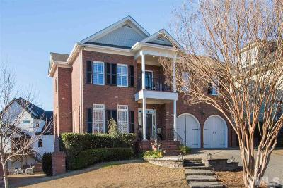Wakefield Single Family Home For Sale: 2804 Peachleaf Street