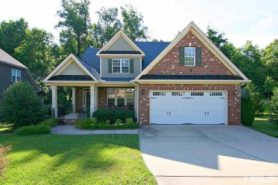 Fuquay Varina Single Family Home For Sale: 220 N Harrison Place Lane