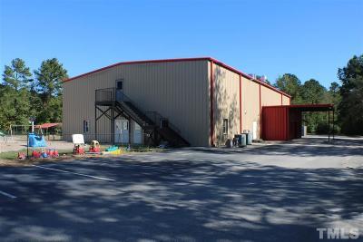 Harnett County Commercial For Sale: 1409 S Clinton Avenue