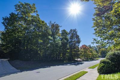 Durham County Residential Lots & Land For Sale: 417 Nottingham Drive