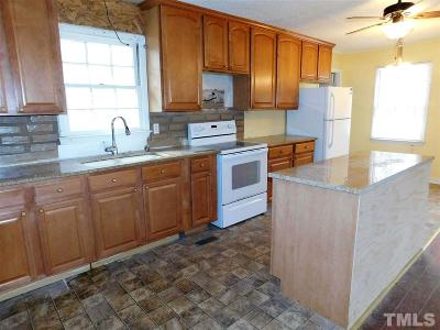 Zebulon Single Family Home For Sale: 2801 Rosinburg Road