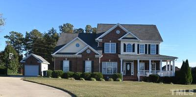 Fuquay Varina Single Family Home For Sale: 2486 Spirex Court