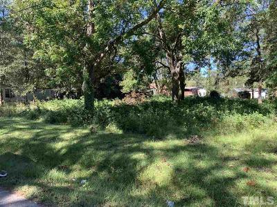 Johnston County Residential Lots & Land For Sale: S Gardner Avenue