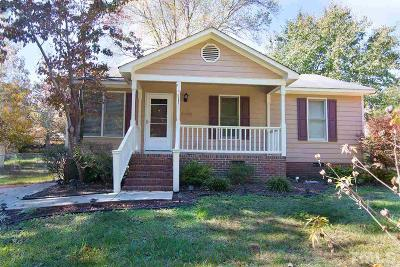 Raleigh Single Family Home For Sale: 2305 Merganzer Road