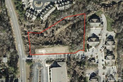 Wake County Residential Lots & Land Contingent: 2501 Pine Village Road