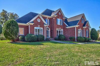 Cary Single Family Home For Sale: 4121 Lathbury Landing Way