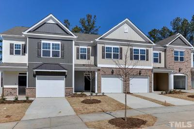 Raleigh Townhouse For Sale: 6055 Beale Loop #25 - Abb
