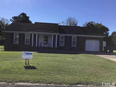 Harnett County Single Family Home For Sale: 107 Marion Drive