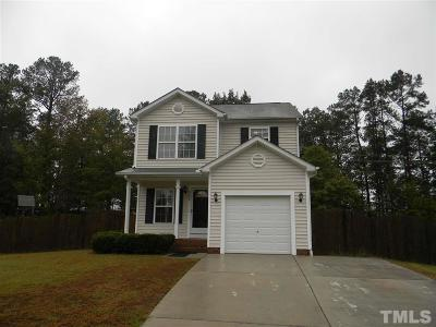 Sanford Single Family Home For Sale: 3209 Seth Drive