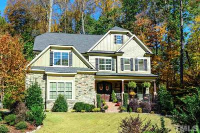 Raleigh Single Family Home For Sale: 4204 Worley Drive