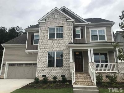 Wake Forest Single Family Home For Sale: 1604 Highpoint Street #287