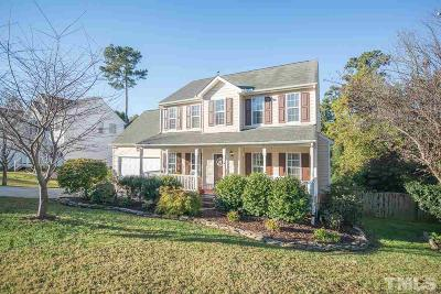 Holly Springs Single Family Home Contingent: 1200 Linden Ridge Drive