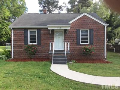 Oxford Single Family Home Pending: 107 Rayland Street
