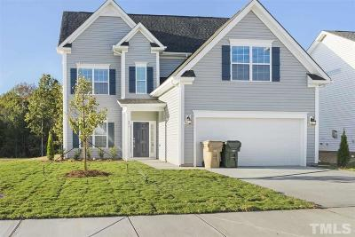 Fuquay Varina Single Family Home Pending: 5137 Annabel Drive