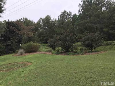 Wake County Residential Lots & Land For Sale: 13110 Six Forks Road